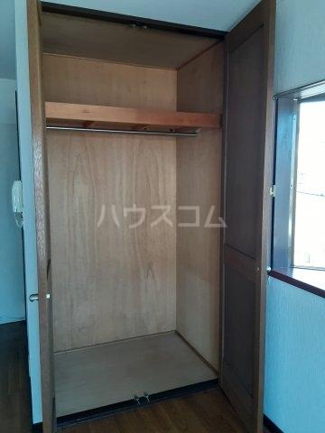 水戸パークシティー 301号室の収納