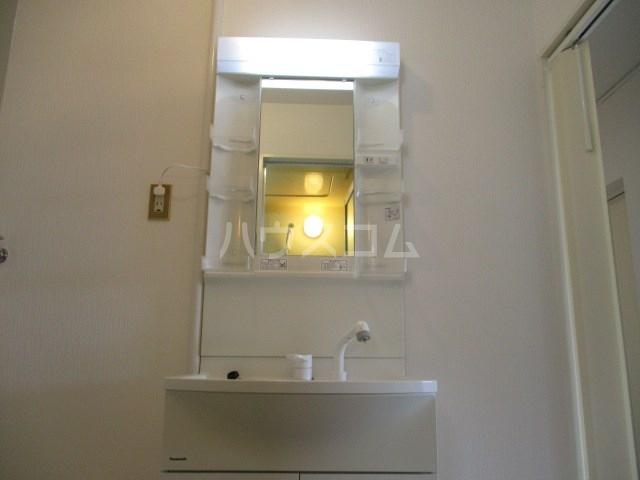 レスポワール曳馬Ⅱ 303号室のトイレ