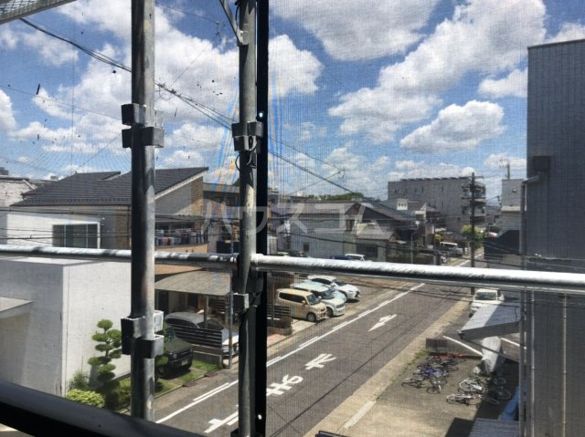 E-STORY黒川 305号室の景色