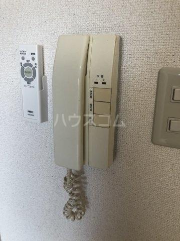 E-STORY黒川 305号室のセキュリティ