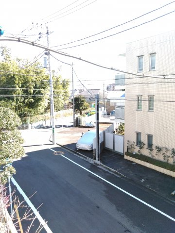 浅見荘 12号室の景色