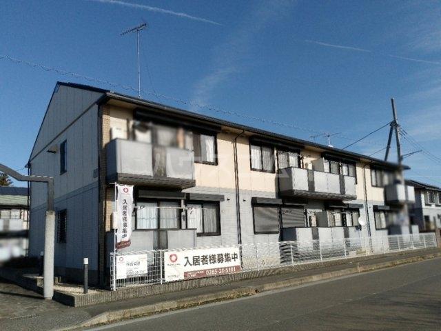 フラワーレジデンス森田 壱番館外観写真