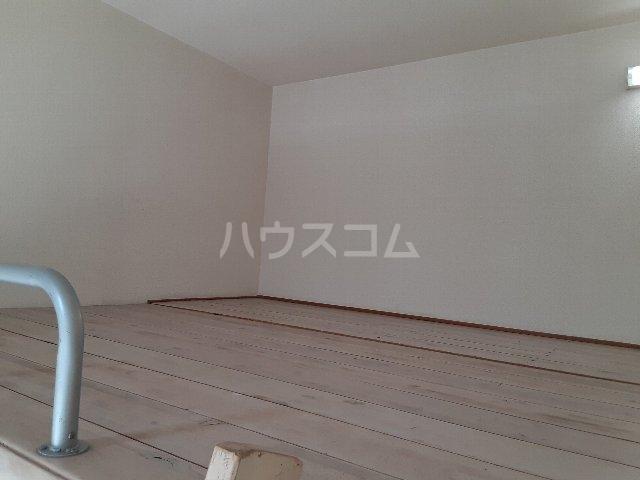 Azur新守山 206号室のベッドルーム