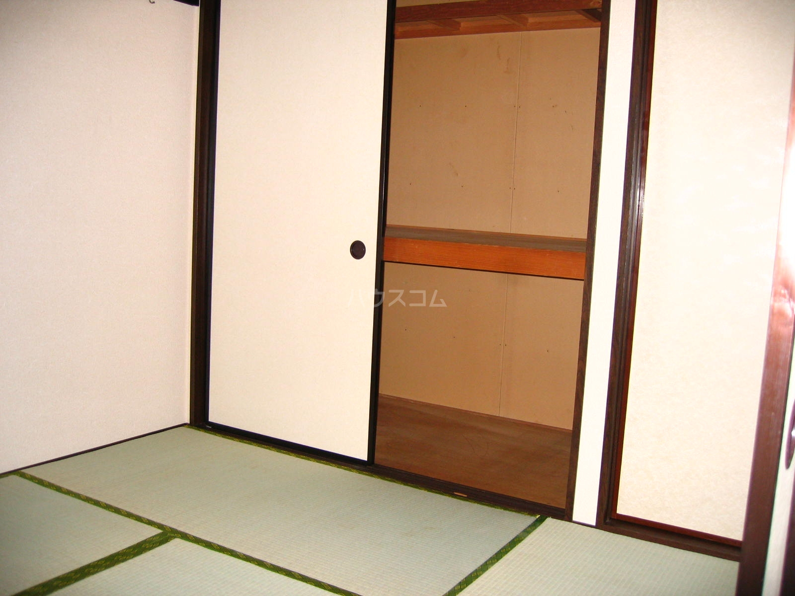 ツインハイツ A-201号室の収納