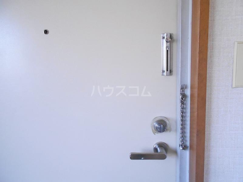 仙台屋ビル 202号室のセキュリティ