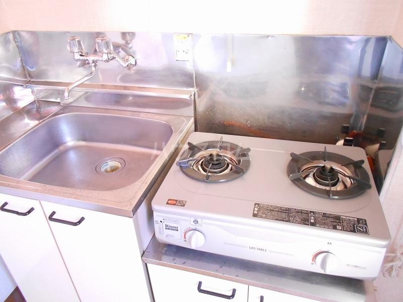 仙台屋ビル 202号室のキッチン
