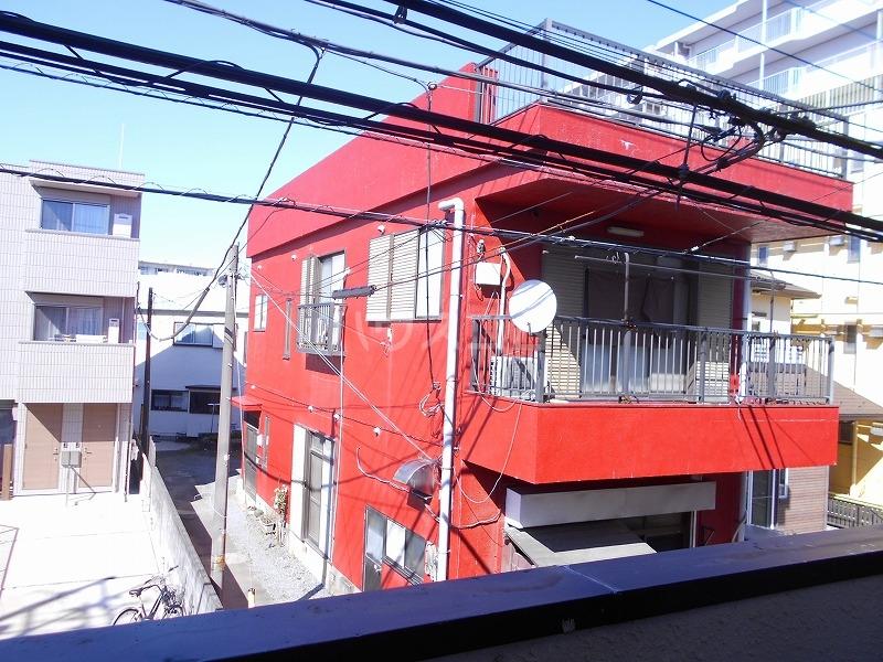 仙台屋ビル 202号室の景色