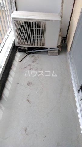 守山アートハイツ 2E号室のバルコニー