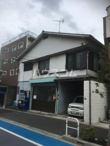 島田荘の外観