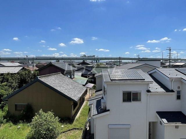 コーポ岡田 305号室の景色