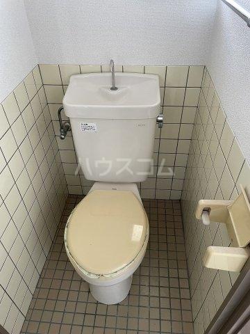 コーポ岡田 305号室のトイレ