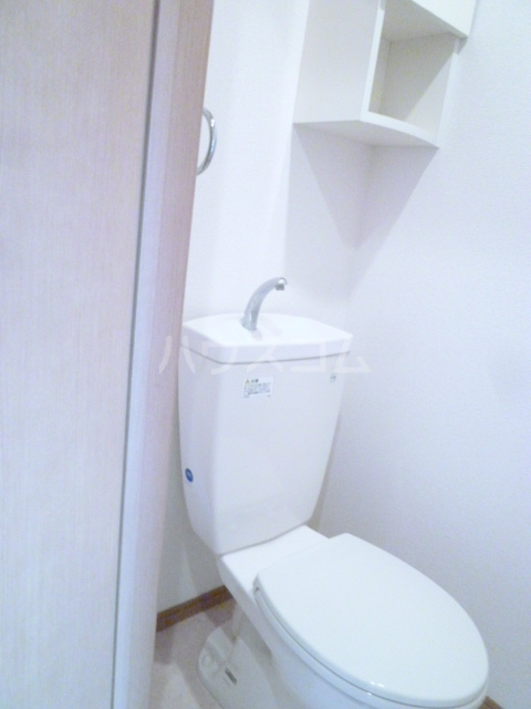 サンストリーム 203号室のトイレ