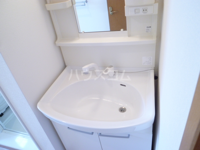 サンストリーム 203号室の洗面所