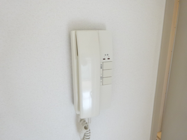 第22長栄エバグリーン桂川 401号室のセキュリティ