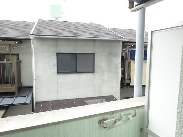 第22長栄エバグリーン桂川 401号室の景色