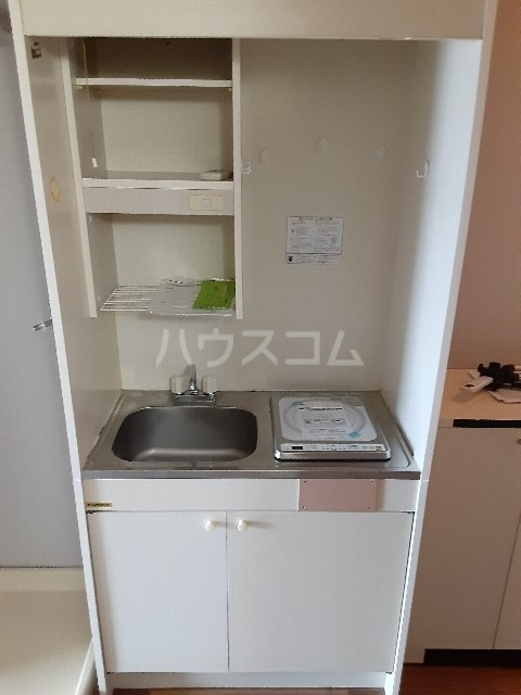 ANNEX COURT 202号室のキッチン