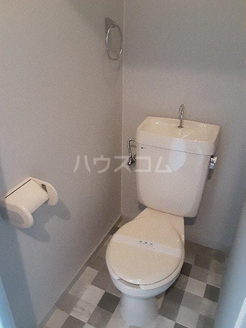ANNEX COURT 202号室のトイレ
