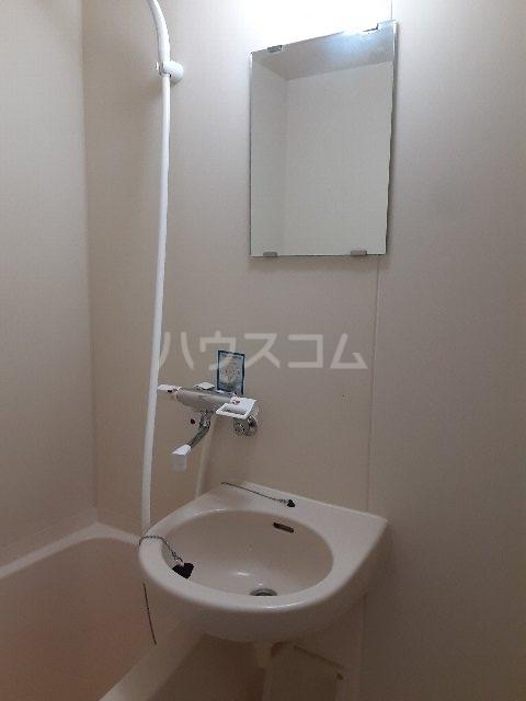 ANNEX COURT 202号室の洗面所
