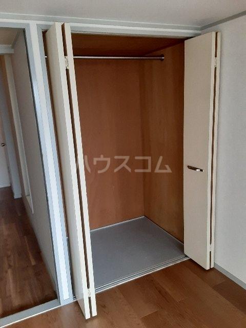 ANNEX COURT 202号室の収納