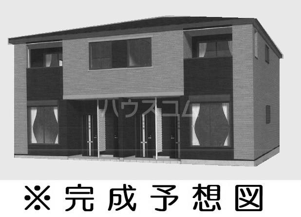 喜連川アパート(025803101)外観写真