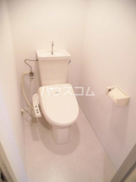 船橋プレイス 102号室のトイレ