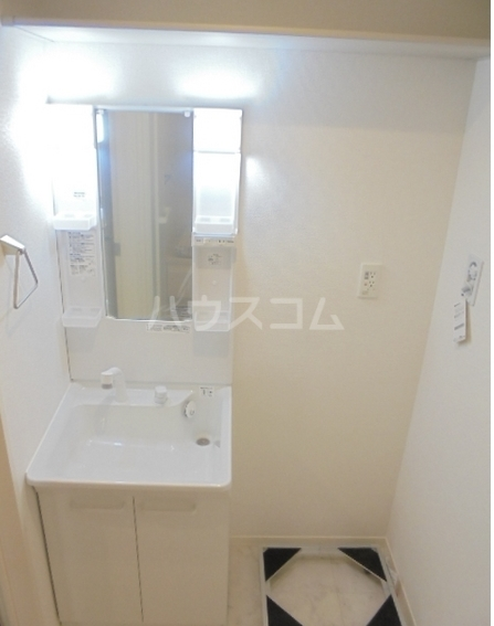 Soie de lumiere 301号室の洗面所