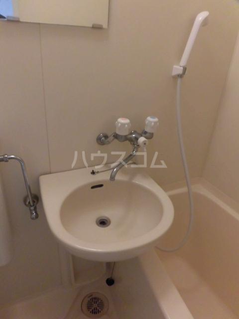 メゾン・バン・ベール 105号室の洗面所