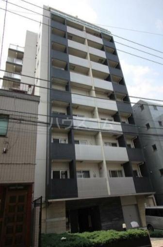 プレール・ドゥーク早稲田Ⅱの外観