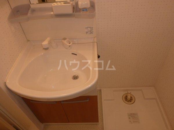 コーラルリーフ 302号室の洗面所