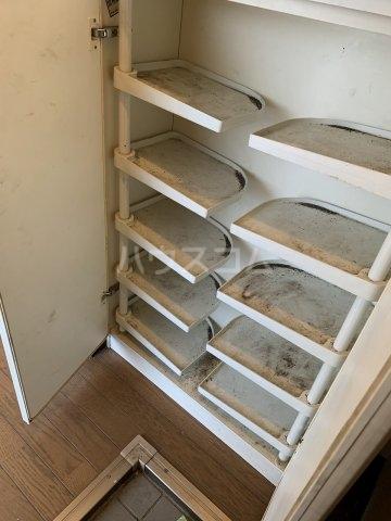 サンビレッジ清瀬 A棟 206号室の収納