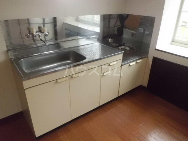 チェルシー 102号室のキッチン