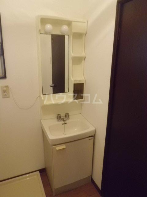 チェルシー 102号室の洗面所