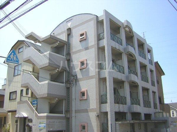 シャルマンフジ久米田五番館の外観