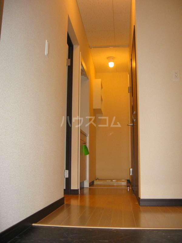 レオネクストコンフォート 天神 101号室の玄関