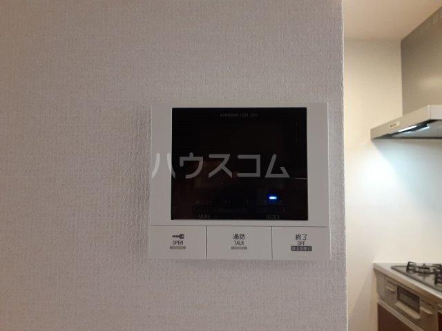 メゾンレジデンス 205号室のセキュリティ