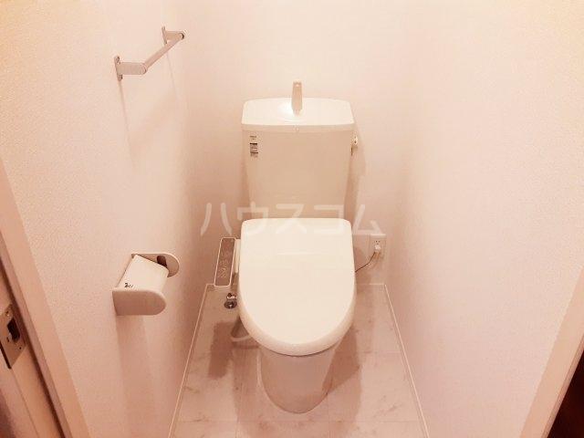メゾンレジデンス 205号室のトイレ