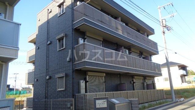 (仮)D-room飯山満プロジェクトA棟新築工事外観写真