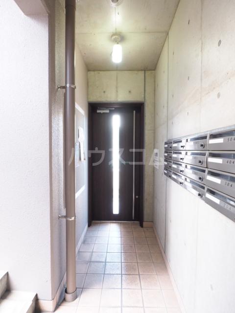 メゾンG.PRO 202号室のロビー