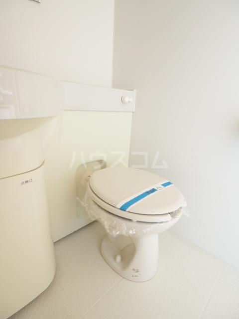 メゾンG.PRO 202号室のトイレ