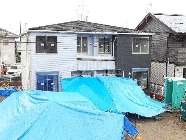 境三ツ木アパート(026105301)外観写真