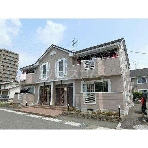 ア・ラモードメゾン藤塚Bの外観