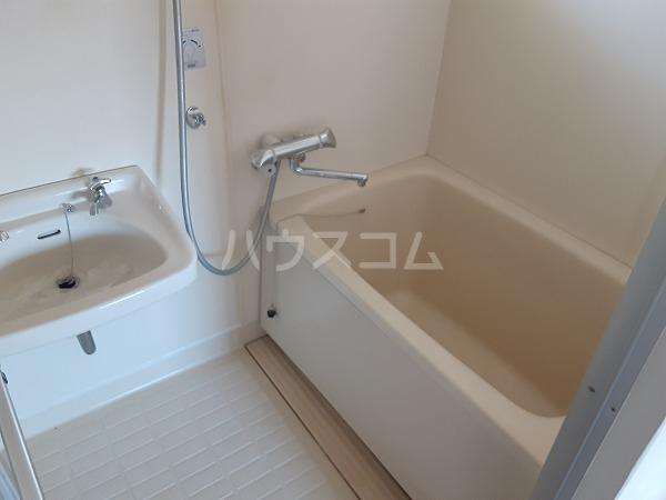メゾンアグネス B棟 202号室の風呂