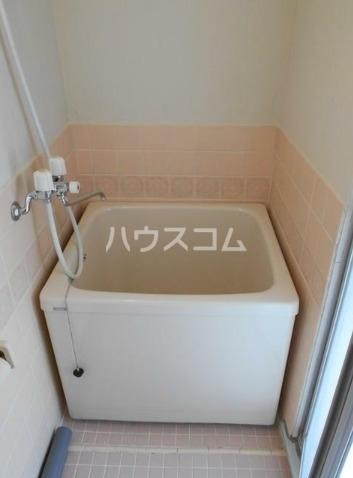 エムティハイツ 206号室の洗面所