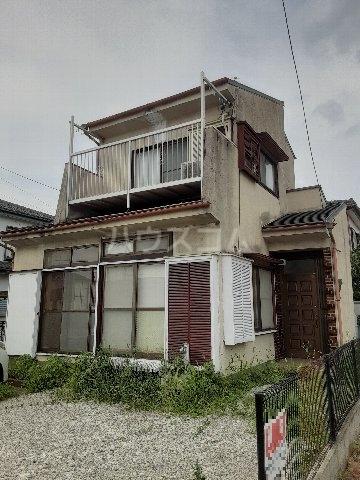 加須市花崎借家外観写真