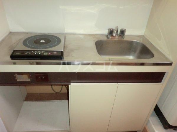 ウエストパーク武蔵野B棟 105号室の風呂