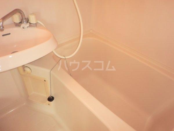 ウエストパーク武蔵野B棟 105号室のトイレ
