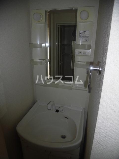 レジディア船橋Ⅰ 205号室の洗面所