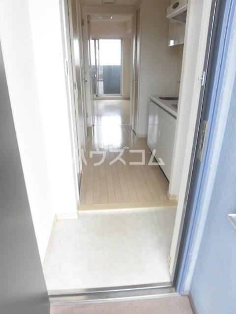 レジディア船橋Ⅰ 205号室の玄関