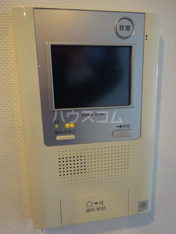 グランガーデンⅢ 3203号室のセキュリティ