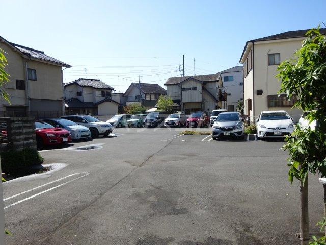 グランガーデンⅢ 3203号室の駐車場